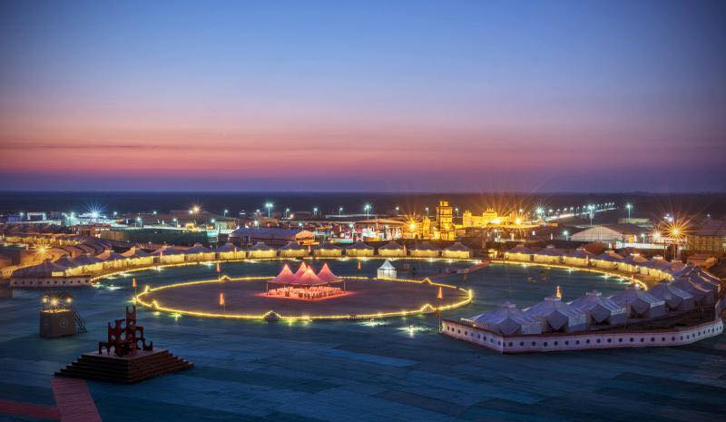 Rann Utsav will be Starting from Diwali - Spend Diwali At Rann Utsav Kutch